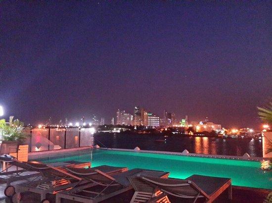 Allure Chocolat Hotel By Karisma Hotels & Resorts : Terraza del hotel