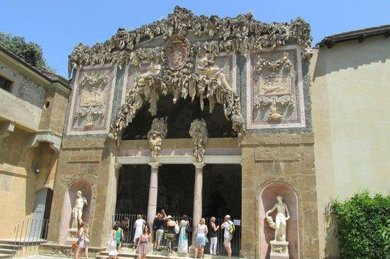 Corridoio Vasariano : Grotto Grande