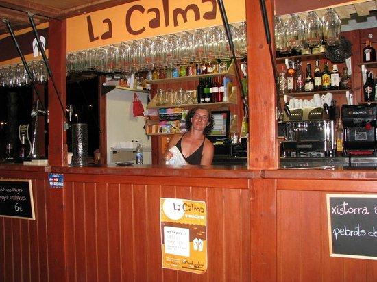 Xiringuito la calma pineda de mar restaurant reviews for Restaurant pineda de mar