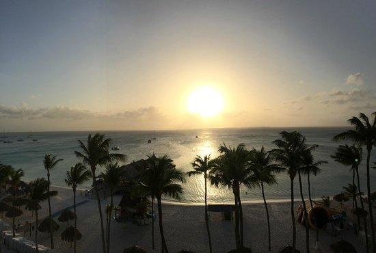Holiday Inn Resort Aruba - Beach Resort & Casino: view from room