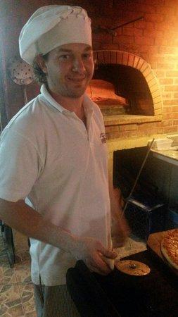 Restaurant Al Forno Alegna Pizzeria: Lucas