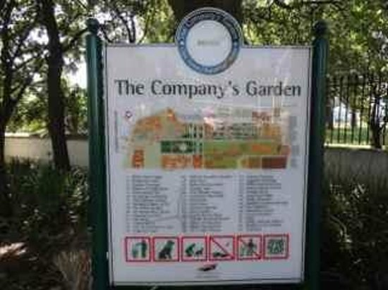 Belmond Mount Nelson Hotel : The Company Gardens are directly opposite the hotel - lots to see!