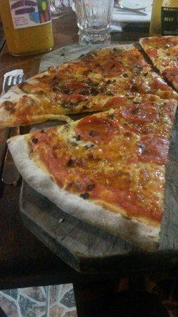 Restaurant Al Forno Alegna Pizzeria : Yummi