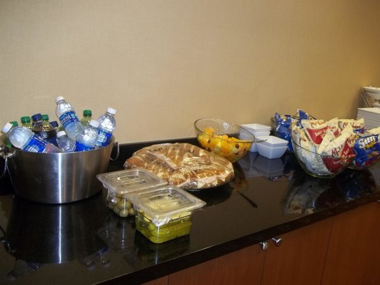 Hyatt Place Riverside Downtown: Meeting Room Catering