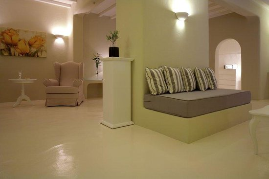 Carpe Diem Suites & Spa: Hotel Interior