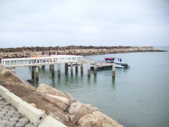Royal Decameron Punta Centinela: Muelle