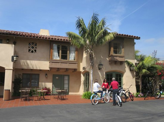 Brisas Del Mar, Inn At The Beach : lovely architectural style