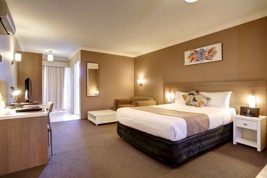 Quality Inn City Centre: Deluxe Room