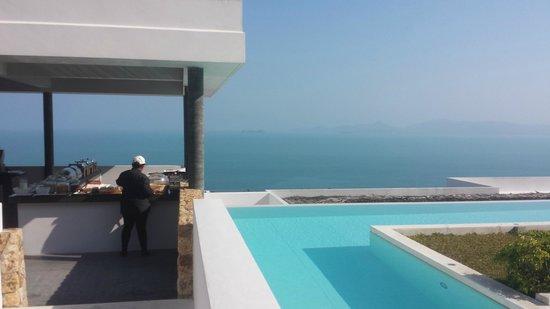 Infinity Residences & Resort Koh Samui: Main Pool