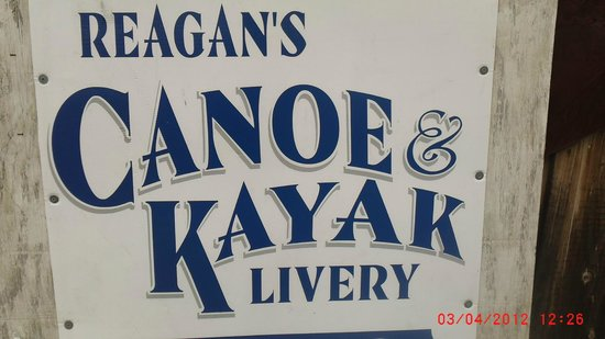 Reagan's Finger Lakes Canoe & Kayak Livery: Come join us for the day, we have rentals and sales