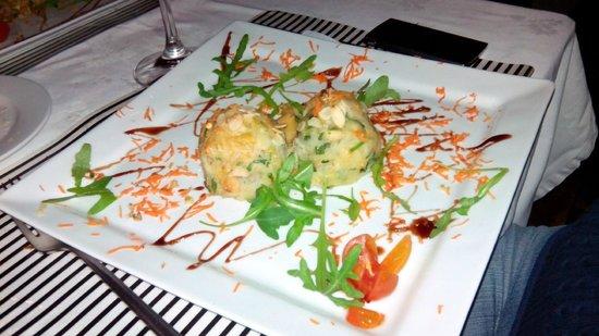 Restaurante Seducao: Codfish ???