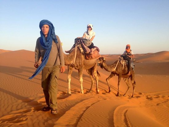 Merzouga Online Travels - Day Tours