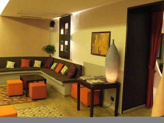 Hotel Re di Roma: Interior