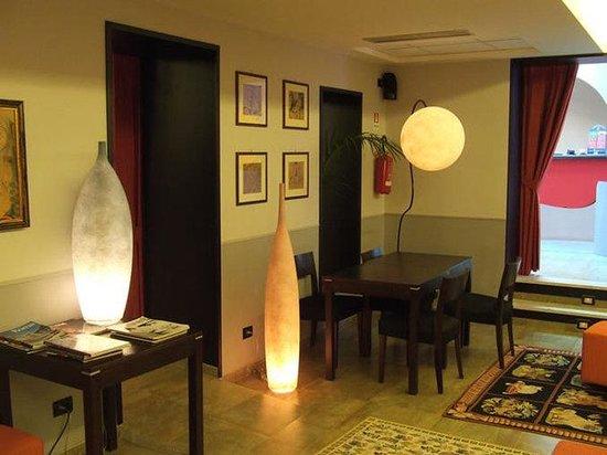 Hotel Re di Roma: Lobby