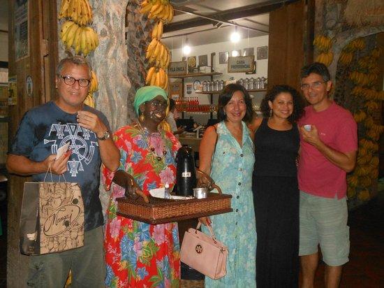 Restaurante Mangai - João Pessoa - Carnavla/2014