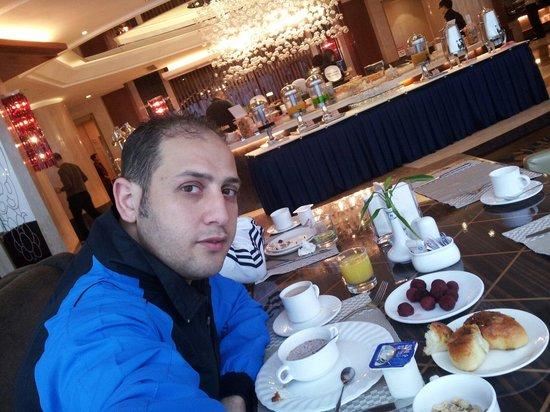 Rui'an International Hotel : très beau restaurant