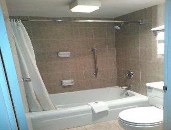 Travelodge Adrian : Bathroom