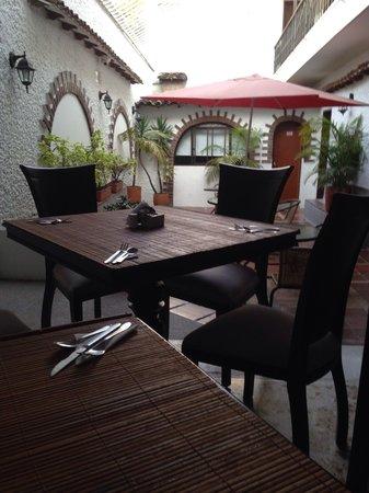 Hotel Casa Mayor: Comedor