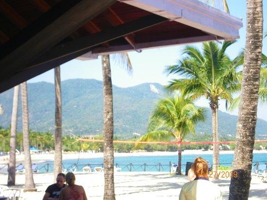 Grand Paradise Playa Dorada : view