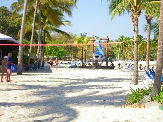 Grand Paradise Playa Dorada : view of beach