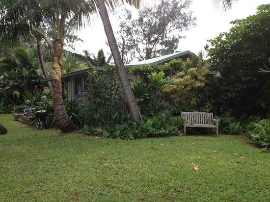 Hale Makai Cottages : Cottage #1
