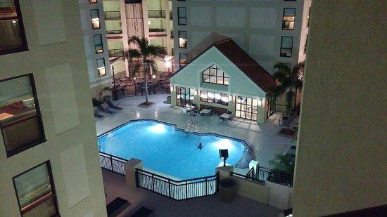 Sonesta ES Suites Orlando : Brand New Pool area