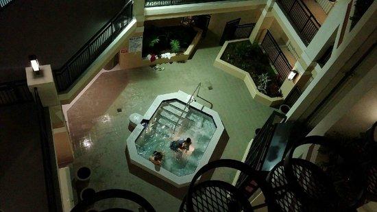 Sonesta ES Suites Orlando : New Spa area is Fantastic