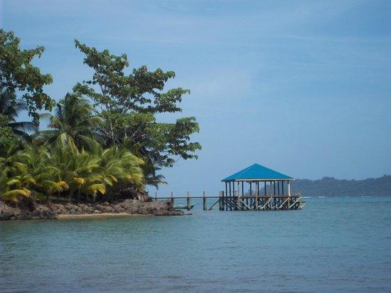 Hostal Mar e Iguana: Beach 20 min walk