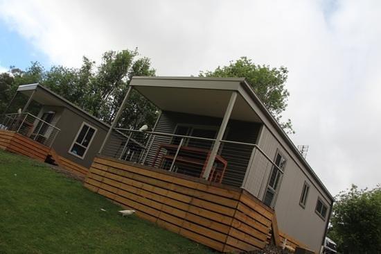 Halls Gap Lakeside Tourist Park: Stunning cabins