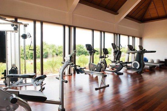 The Residence Zanzibar: Fitness Center