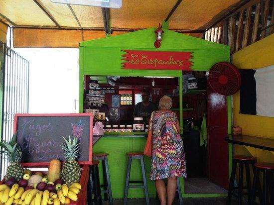 La Crepacabana : Good smoothy