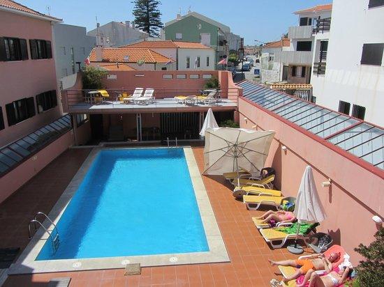 Vila Praia de Ancora, البرتغال: бассейн отеля