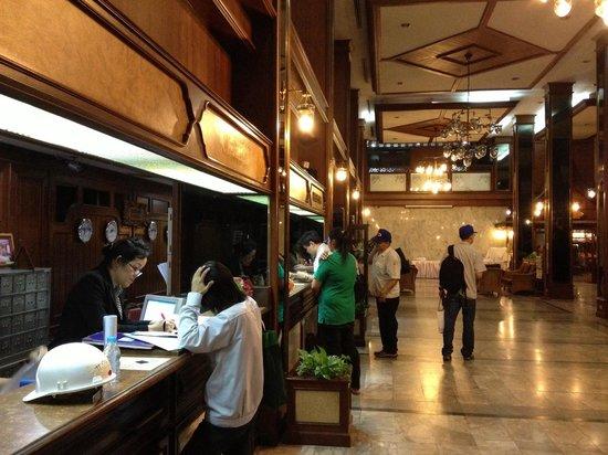 Ayutthaya Grand Hotel: フロント