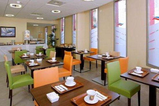Appart'City Nice Acropolis : Restaurant