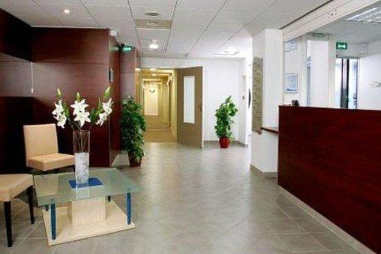 Appart'City Nice Acropolis : Interior Lobby ,Reception