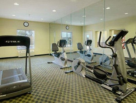 Home Inn & Suites Montgomery: Recreational facility