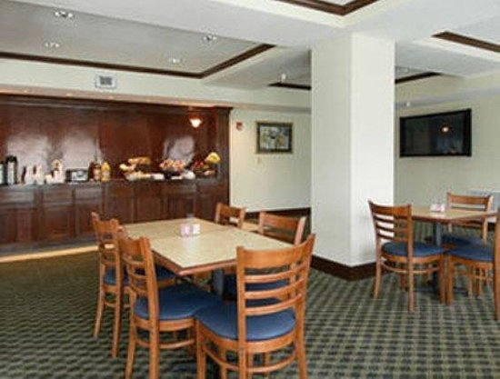 Home Inn & Suites Montgomery: Restaurant