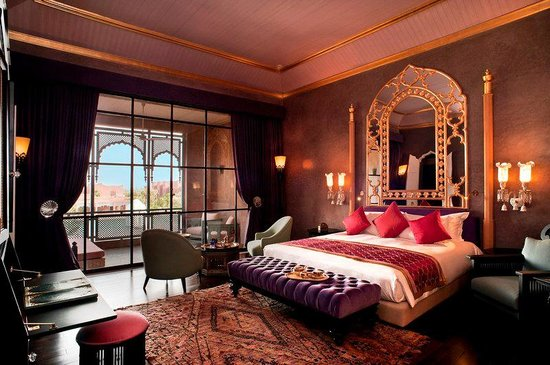 Sahara Palace Marrakech: Palace Room Atlas View