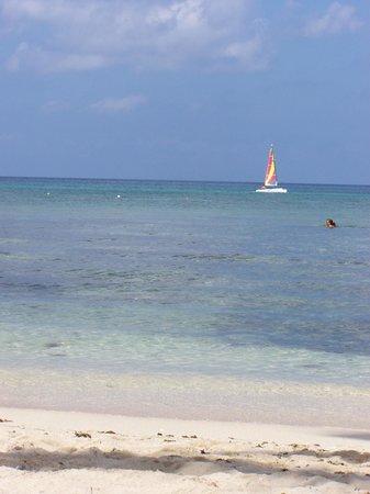 Sunscape Sabor Cozumel: Beach