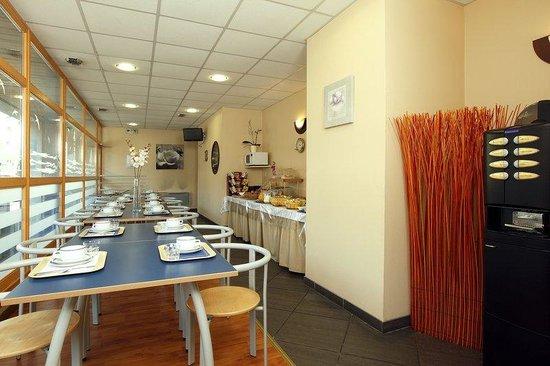 Appart'City Clermont-Ferrand Centre : Restaurant