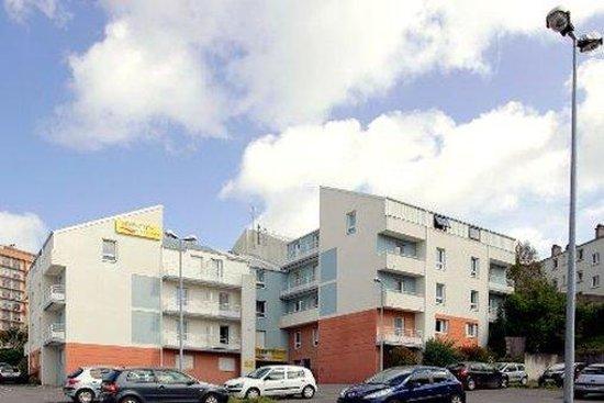 Appart 39 city brest pasteur hotel france voir les tarifs for Tarif appart city