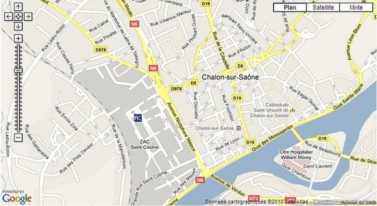 Appart City Chalons Sur Saone