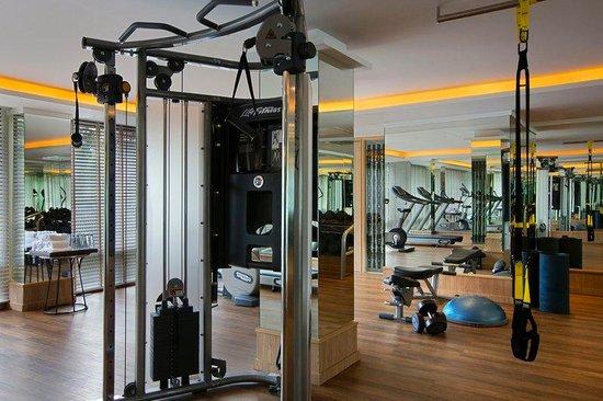 Riva Surya Bangkok: Riva Surya Hotel Gym
