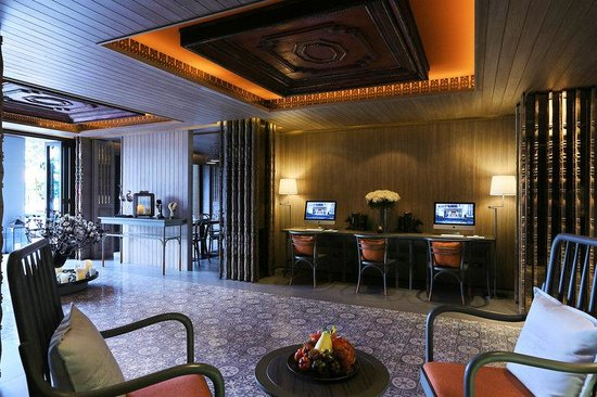 Riva Surya Bangkok: Riva Surya Hotel Business Facilities