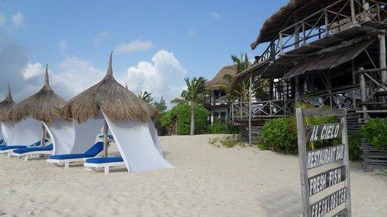 Al Cielo Hotel: Paradise