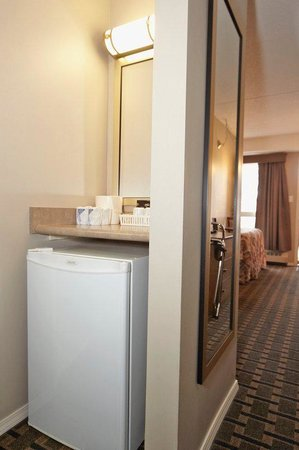 Colonial Square Inn & Suites: Minibar