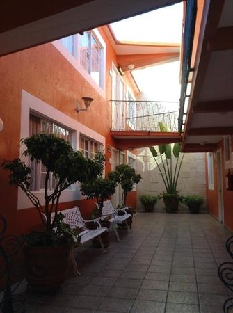 Hotel Camba: bright and clean