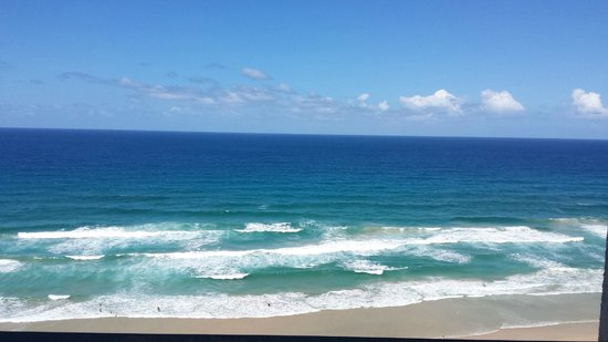 International Beach Resort: Stunning ocean views