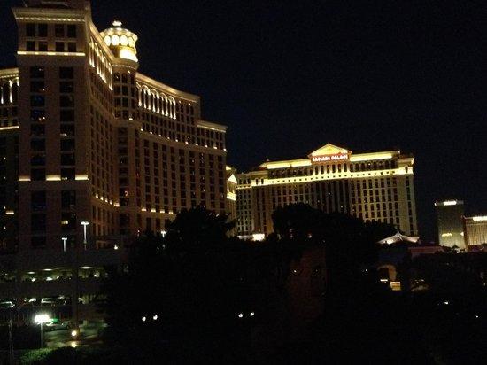 Jockey Club: View (looking left)