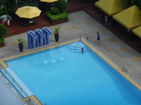 Marina Mandarin Singapore : プール
